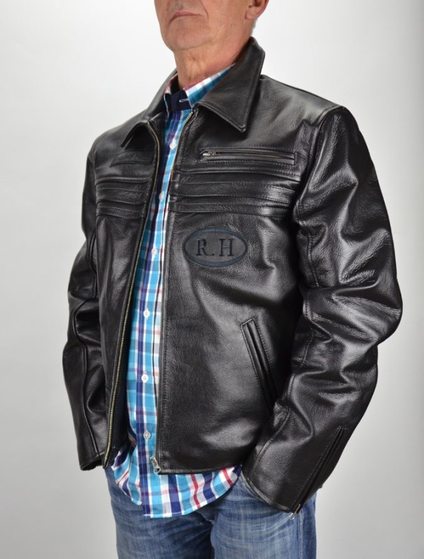 Motoros bőrdzseki, a Bőrkabátbolt csúcsmodellje férfiaknak, bőrkabát bolt, bőrkabát, bőrkabátbolt