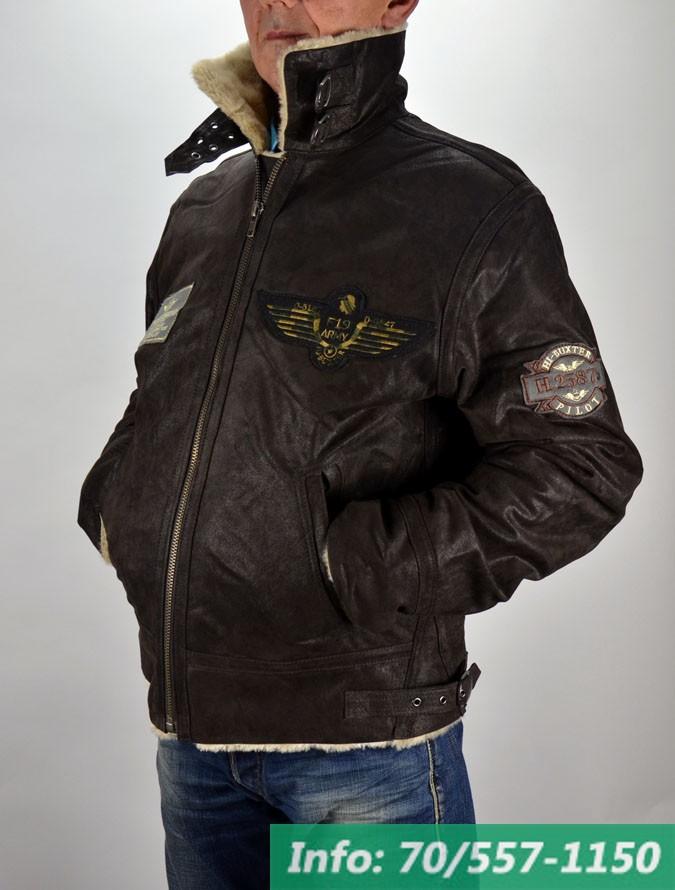 PILOT férfi bőrdzseki - Bőrkabát boltBőrkabát bolt 7103ce7dbc