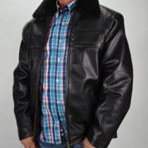 Fiatalos, tartós dzseki kecskebőrből, bőrkabát, bőrdzseki, bőrkabát bolt