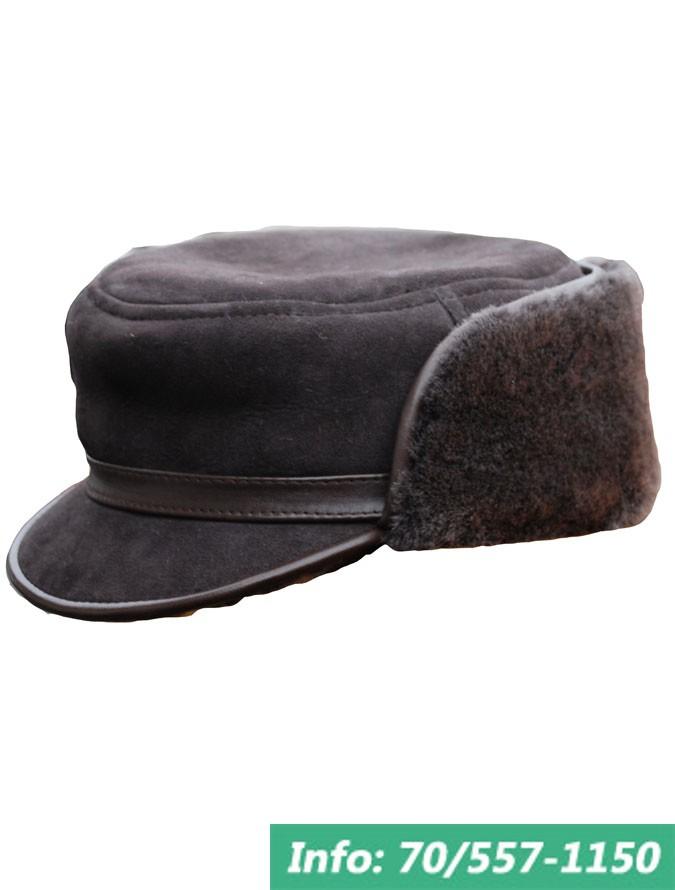 Siltes, fülre lehajtható irhasapka, bőrsapka, bőrkabát bolt, bőrkabát