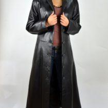 Elegáns és exkluzív női bőrkabát juhnappa bőrből, bőrkabát bolt, bőrkabátbolt