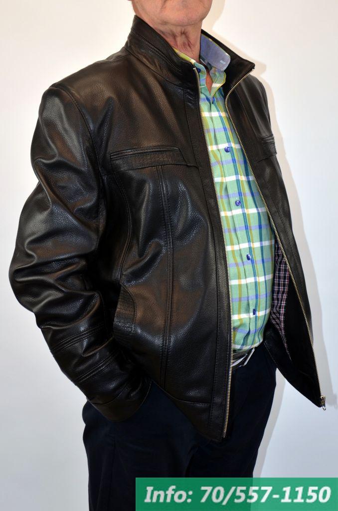 7038e057b6 F 1 férfi bőrdzseki fekete - Bőrkabát boltBőrkabát bolt