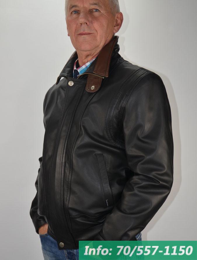 4a16925e11 Bruno férfi bőrkabát - Bőrkabát boltBőrkabát bolt