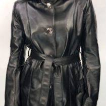 f8a7f9958c 773 női kapucnis bőrkabát - Bőrkabát boltBőrkabát bolt