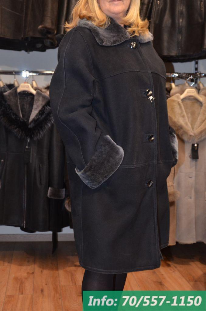 HELGA női irhabunda - Bőrkabát boltBőrkabát bolt 184278f29f