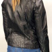 55d9ad3b6e KRYSTAN női bőrkabát - Bőrkabát boltBőrkabát bolt
