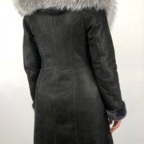 DIANA hosszú női irhakabát - Bőrkabát boltBőrkabát bolt d54a86a368