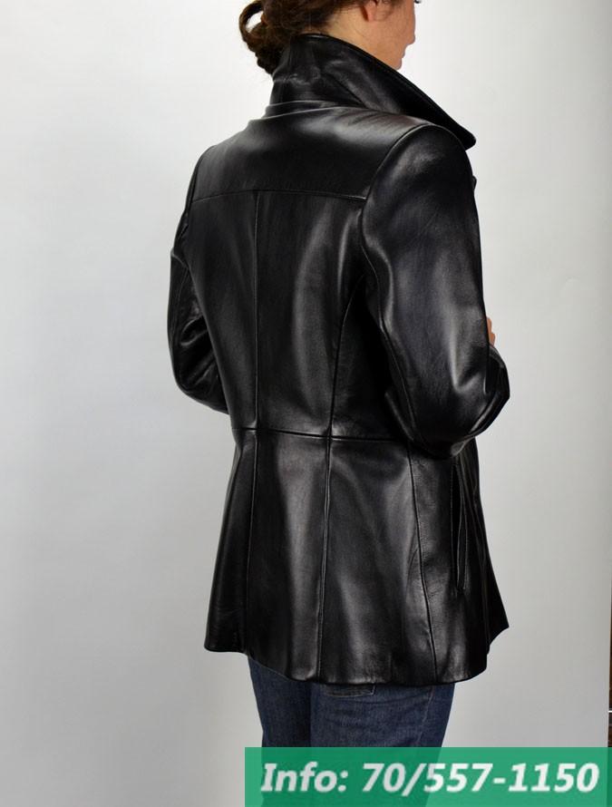 0ff52ce1cd RITA női karcsúsított bőrkabát - Bőrkabát boltBőrkabát bolt